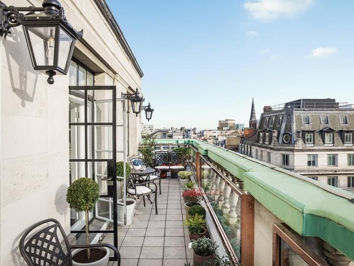The Terrace Suite - Terrace