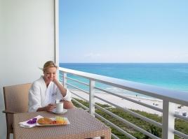 Breakfast Ocean Front