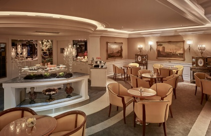 Imperial Club_buffet_evening