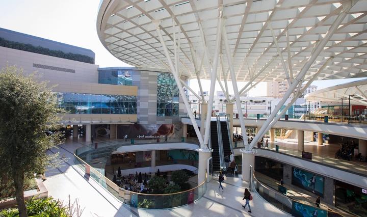 ABC Verdun mall in Beirut